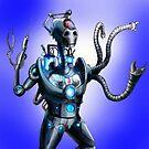 Cyber-Surgeon by Matt Morrow