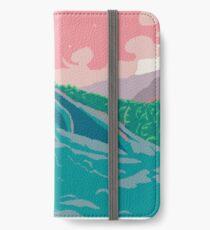 Tillvaro Pixel Art Landscape iPhone Wallet/Case/Skin