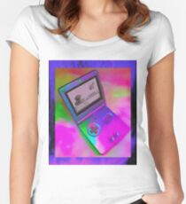 GameWorld Women's Fitted Scoop T-Shirt