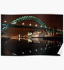 Quayside Poster