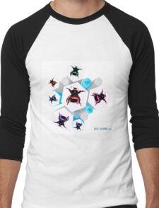 Bee Bomb Us Men's Baseball ¾ T-Shirt