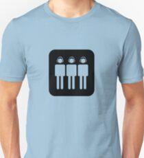 KRAFTWORK MINUS ONE Unisex T-Shirt