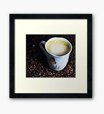 Cup Of OG Coffee  Framed Print