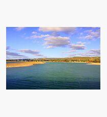 Champion Lake - Afternoon  Photographic Print