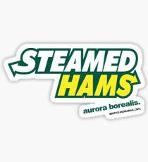 Steamed Hams Way [Roufxis - RB] Sticker