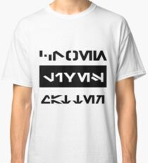 Clone Lives Matter (Galactic basic) Classic T-Shirt