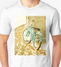 Aqua Beach Cruiser Unisex T-Shirt
