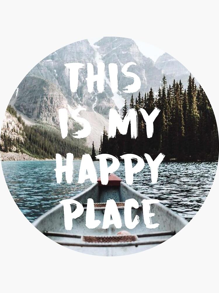 das ist mein glücklicher Ort 6 von cgidesign