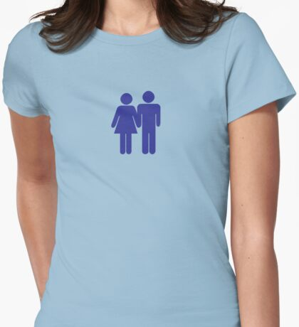 Happy Bathroom People T-Shirt