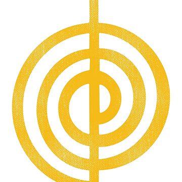 Cho Ku Rei Symbol  by LaJura