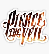 Pierce the Veil [PTV] galaxy design Sticker