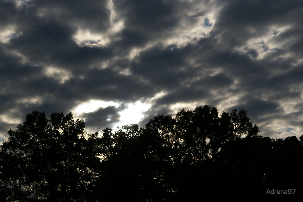 Cloud Break by Adrena87