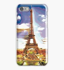 A View From Paris iPhone Case/Skin