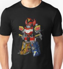 Chibi Dino Megazord Unisex T-Shirt