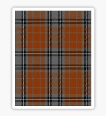 Sydney (Nova Scotia) #2 District Tartan  Sticker