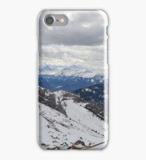 Switzerland Alps iPhone Case/Skin