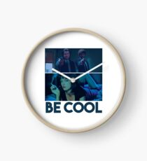 Pulp Fiction - Be Cool Clock