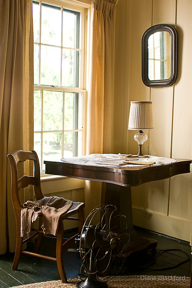 Table in the Corner by Diane Blackford