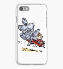 Iron Giant iPhone Case/Skin