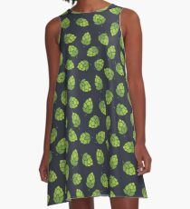 hop pattern A-Line Dress