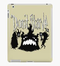 Don't Starve Together Shadow Pieces iPad Case/Skin