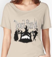 Don't Starve Together Shadow Pieces Women's Relaxed Fit T-Shirt