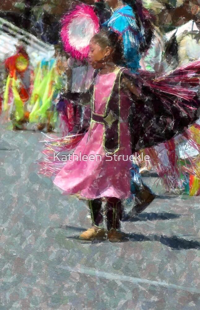 Pink Princess by Kathleen Struckle