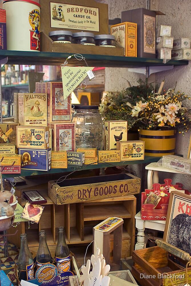 Dry Goods by Diane Blackford