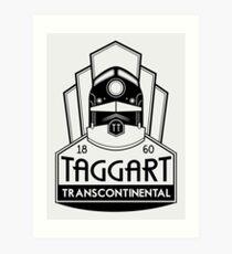 Taggart Transcontinental Art Print