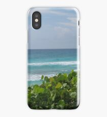 Gulf of Mexico waves iPhone Case/Skin