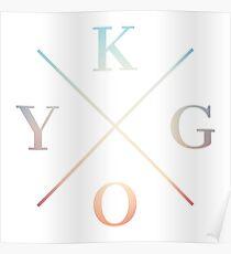 Kygo - Summer Design Poster