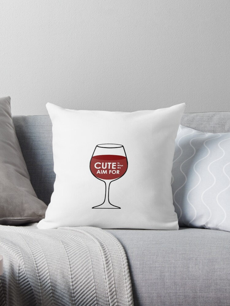 Tremendous Ciwwaf Small White Decorative Pillow Throw Pillow By Iused2Bpunkrock Uwap Interior Chair Design Uwaporg