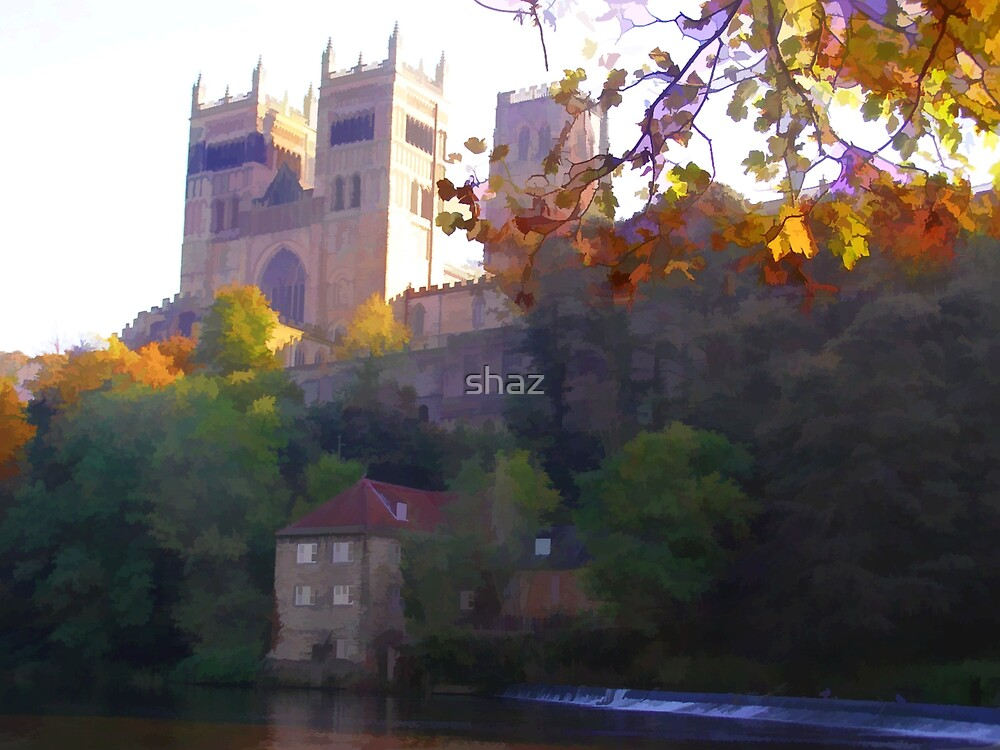 Durham Cathedral by shaz