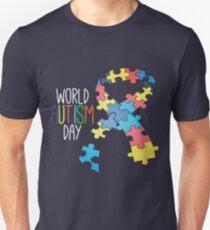 World Autism Day 2017 Unisex T-Shirt