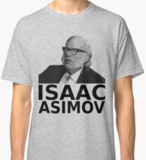 Isaac Asimov Black & White Vector Classic T-Shirt