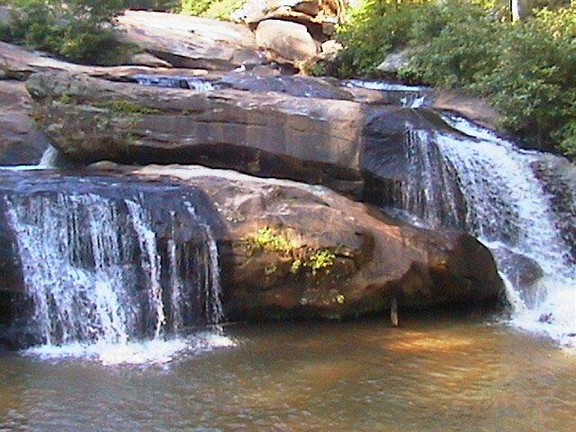 Chau-ram Waterfall by jvjackson