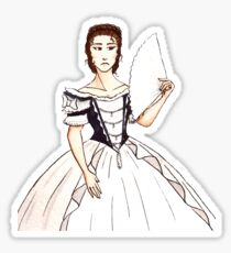 Elisabeth: Coronation Gown Sticker