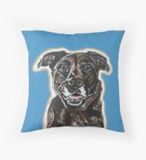Riley O'Brien Throw Pillow