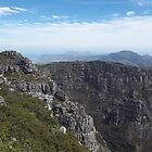 On top of table mountain by RonnieTheZombie