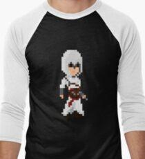 Pixel Altair Men's Baseball ¾ T-Shirt