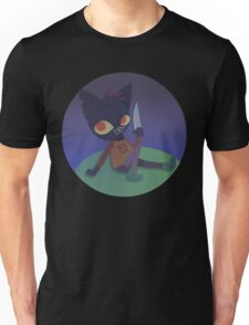 Spend a Night in the Woods Unisex T-Shirt