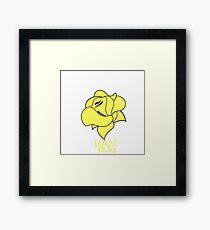 ROZE  Framed Print