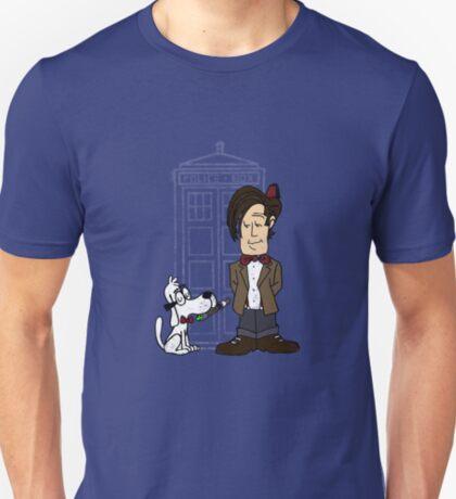 Sherman Who? T-Shirt