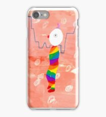 Lonely Fireworks Elf iPhone Case/Skin