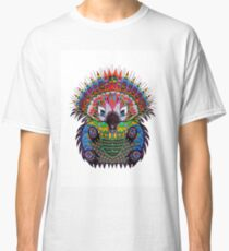 Psychedelic Echidna Classic T-Shirt