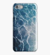 Deep Blue Water iPhone Case/Skin