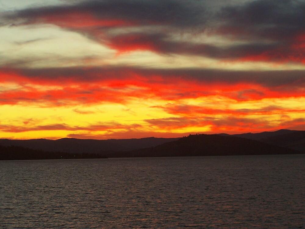 Sunset by montana16