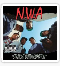 NWA Sticker