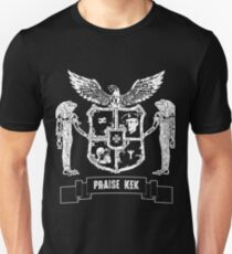 Kek Coat of Arms Unisex T-Shirt