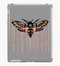 Death's-head hawkmoth iPad Case/Skin